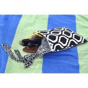 Itzy Ritzy Travel Happens Wet Sealed Wet Bag, Moroccan Nights, Medium