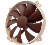 Noctua Fan NF-P14FLX Water-Cooling Radiator and Case 14cm with Vortex-Control Notches Retail