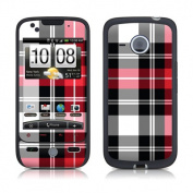 DecalGirl HDES-PLAID-RED HTC Droid Eris Skin - Red Plaid