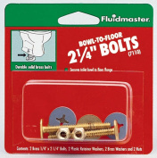 Fluidmaster 7110 Bowl-To-Floor 2.25 in. Bolts