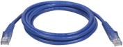 TRIPPLITE N001-010-BL Snagless CAT-5 5E Patch Cables 10-ft Blue CAT-5E patch cable