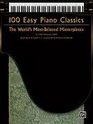 Alfred 00-34438 100 Easy Piano Classics - Music Book