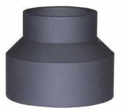 Genova Products 7.6cm . X 5.1cm . ABS-DWV Reducing Coupling 80132