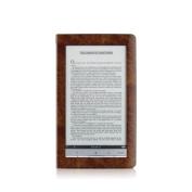 DecalGirl SRD9-DKBURL Sony Reader PRS-900 Skin - Dark Burlwood