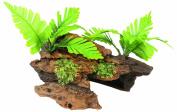RC Hagen 12257 Marina Naturals Malaysian Driftwood with Plants Medium
