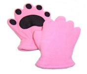 Bearhands 703651 Infant Mittens - Light Pink