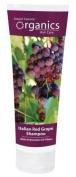 Desert Essence Organics Italian Red Grape Shampoo Hair Care 240ml 218721