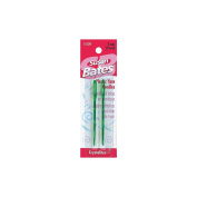 Crystalites Plastic Yarn Needles-5.1cm - 1.9cm 2/Pkg