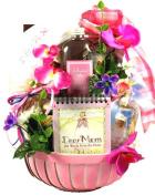 Gift Basket Village DeMo Dear Mom Gift Basket for Mom