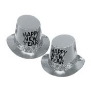 Beistle 88140-S25 - Platinum Hi-Hat - Pack of 25