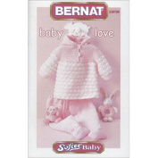 Spinrite Books 245865 Bernat-Baby Love -Softee Baby