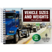 J.J. Keller 520H Vehicle Sizes and Weights Handbook