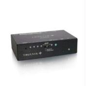 C2G 29380 300-500FT VGA PLUS 3.5 PLUS RS232 UTP 4-PORT BXTX