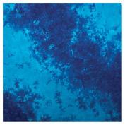 Liberty Mountain 518077 Bandana Tie Dye Hang Tag and UPC - Blue
