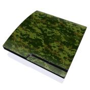 DecalGirl PS3S-CADCAMO PS3 Slim Skin - CAD Camo
