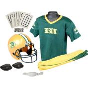 Franklin Sports 15500F79P1Z COL N. DAKOTA STATE Small Uniform Set