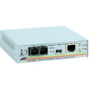 Allied Telesyn AT-MC102XL-90 Fast Ethernet Media Converter 1 x RJ-45 100Base-TX Duplex 1 x SC 100Base-FX UTP Fiber Media Converter