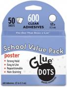 Glue Dots .13cm Poster Dot Sheets Value Pack