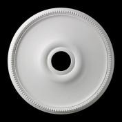 Dimond M1003 48.3cm . Brittany Medallion in White