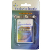 Scandinavian Formulas 0655779 Good Breath - 60 Softgels
