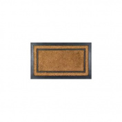 Imports Decor 724RBCM Rubber Back Coir Doormat, York Rectangle