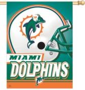 Hall of Fame Memorabilia Miami Dolphins 70cm x 90cm Banner