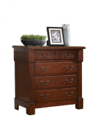 Home Styles 5520-41 The Aspen Collection Drawer Chest