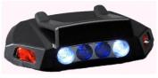 Import Merchandisers 308G3BLK Rechargeable Cap Light - Black