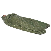 NDuR Emergency Survival Bag, Olive Drab/Bright Silver ND