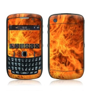 DecalGirl BBC5-COMBUST BlackBerry Curve 8500 Skin - Combustion