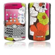 DecalGirl BBC-BRNFLWR BlackBerry Curve Skin - Brown Flowers