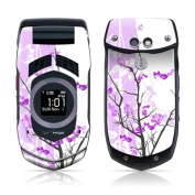 DecalGirl CGZR-TRANQUILITY-PRP Casio GzOne Rock Skin - Violet Tranquility