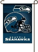 Seattle Seahawks Official NFL 28cm x 38cm Garden Flag by Wincraft
