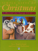 Alfred 00-4665 Simple Gifts of Christmas - Music Book