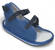 Duro-Med Rocker Bottom Cast Shoe, Blue