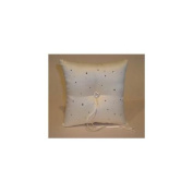 Beverly Clark A01080RP/IVO Celebrity Ring Pillow - Ivory