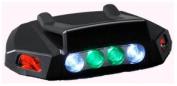 Import Merchandisers 308G3G Rechargeable Cap Light - Green