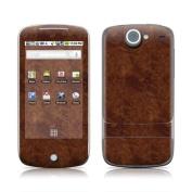 DecalGirl HGNO-DKBURL HTC Nexus One Skin - Dark Burlwood