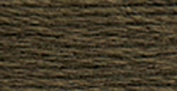 DMC 115 3-3021 DMC Pearl Cotton Skeins Size 3 - 16.4 Yards-Very Dark Brown Grey