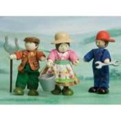 Le Toy Van BK904 Farmers Gift Pack Set