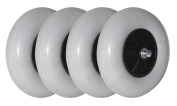 Mabis 509-1013-0000 Wheels - Set of 4 for 1013 Series Rollators