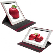 PC Treasures 08303 Props Pivot for iPad2 - Glossy Red Alligator