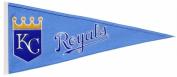 Kansas City Royals Official MLB 80cm x 33cm Wool Traditions Pennant by Winning Streak