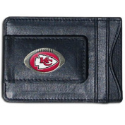 Siskiyou Gifts FLMC045 Money Clip Cardholder- Kansas City Chiefs