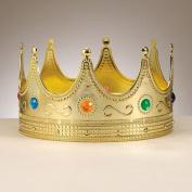 Rite Lite TYPA-CR-L 8 in. Jeweled Purim Crown- Pack of 3