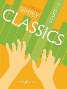 Alfred 12-0571525520 Simply Classics- Grade 2-3 - Music Book