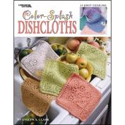 Leisure Arts 307378 Leisure Arts-Colour-Splash Dishcloths