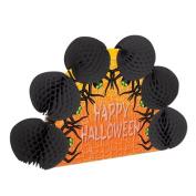 Beistle 00654 Halloween Spiders Pop-Over Centrepiece