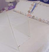 MABIS Flannel/Rubber/Flannel Waterproof Sheeting