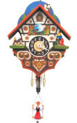 Alexander Taron 192SP Girl with Swing Chalet Wall Clock
